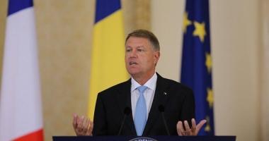 Astăzi, națiunea noastră este în doliu. Un mare om de stat și un mare român a plecat dintre noi