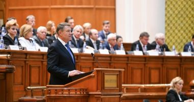 REFERENDUM 2019. Klaus Iohannis invită partidele la consultări joia şi vinerea viitoare. Negocierile încep cu PNL