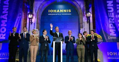 IOHANNIS PREȘEDINTE. Ce promisiune a făcut românilor