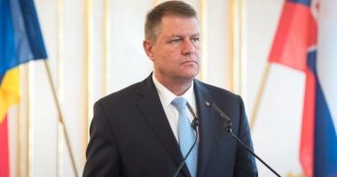 Iohannis, despre desemnarea premierului: