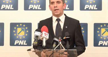 """Ionel Dancă:  """"PNL va prezenta  o propunere proprie de buget pe 2019"""""""