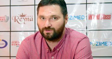 Ionuţ Stănescu, în linie dreaptă spre funcţia de vicepreşedinte FRH