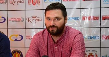 Ionuţ Stănescu, propus vicepreşedinte al FR de Handbal