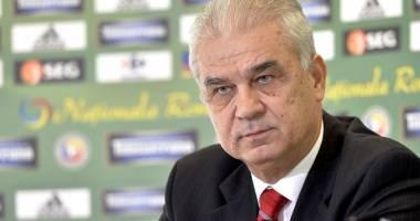 Iordănescu cere pedepsirea echipei Steaua, pentru boicotarea echipei naționale
