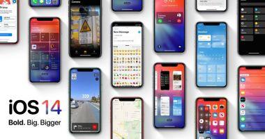 Apple a lansat prima versiune beta de iOS 14