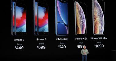 Primele probleme ale noilor telefoane Apple: iPhone XS, iPhone XS Max şi iPhone Xr