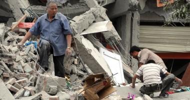 Nou bilanţ al seismelor din Iran: 306 morţi şi peste 3.000 de răniţi
