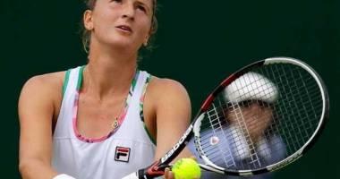 Tenis / Irina Begu, calificată în turul al treilea la Wimbledon