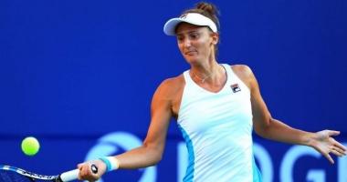 Irina Begu, calificată în sferturi la Moscova, după o victorie importantă în fața Anastasijei Sevastova