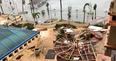 Uraganul Irma / 4 români au fost evacuaţi din Caraibe