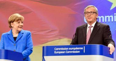 """""""Istoria îi va da dreptate cancelarului Angela Merkel în privinţa refugiaţilor"""""""