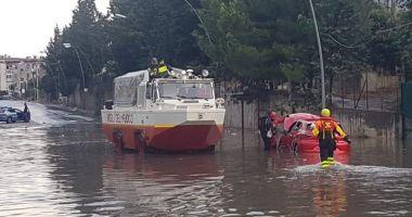 Sudul Italiei a fost lovit de un ciclon devastator