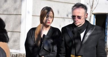 Iulia Albu s-a despărţit definitiv de Mihai Albu