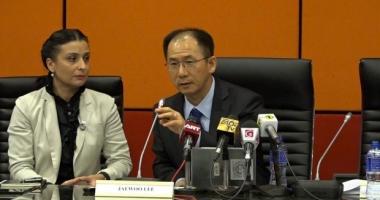 FMI a numit un nou şef pentru misiunea din România
