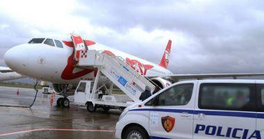 Bărbatul ucis pe aeroportul din Tirana în timpul unui jaf armat era un spărgător de bănci