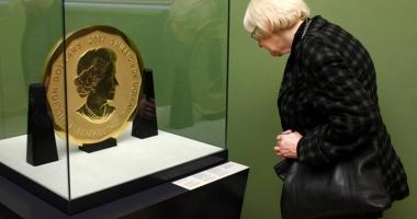 Jaful secolului! Hoţii au dat lovitura  la Muzeul Bode din Berlin