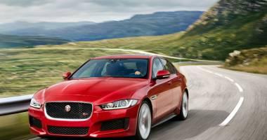 Jaguar XE va fi lansat  la Constanţa