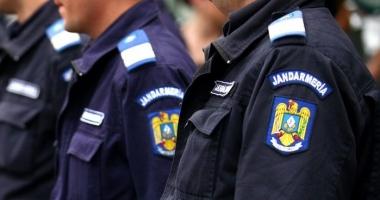 Jandarmii au luat cu asalt Constanţa. A ÎNCEPUT BACUL DE TOAMNĂ!