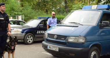 Jandarmii constănţeni,  la datorie  în week-end