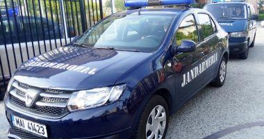 Jandarmii, la datorie, în week-end