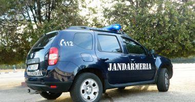 Jandarmii asigură ordinea publică la evenimentele din week-end