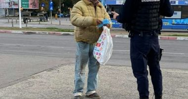 Bărbat care ar fi trebuit să fie în IZOLARE LA DOMICILIU, găsit la Gara Constanța