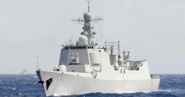 Japonia denunţă prezenţa unei nave chineze lângă insulele disputate din Marea Chinei de Est