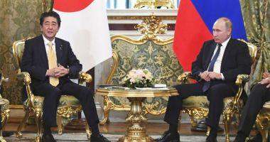 Japonia şi Rusia promovează programe economice  pe insulele aflate în dispute