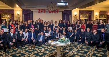 JCI a încheiat un nou an de succes