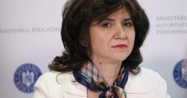 Monica Anisie: Le urez mult succes tuturor candidaților care, de luni, vor susține examenul de Bacalaureat