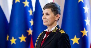 Prima țară NATO care numește o femeie la șefia armatei