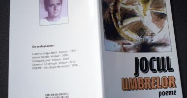 """""""Jocul umbrelor"""".  Lansare de carte  la Biblioteca Judeţeană"""