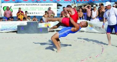 Spectacol pe nisip! Jocurile Sportive ale Mangaliei
