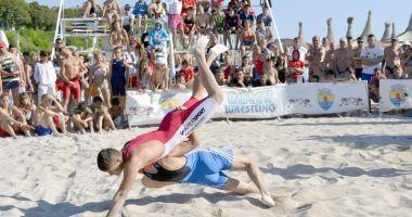 Eveniment de mare tradiţie: Jocurile Sportive pe Plajă ale Mangaliei