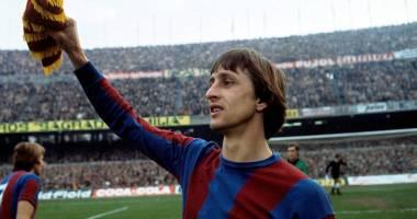 Omagiu pentru Johan Cruyff
