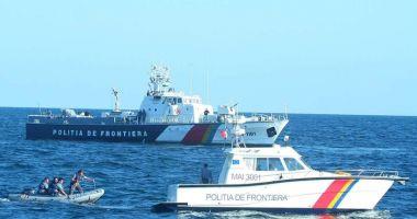 Pescador turcesc urmărit cu focuri de armă, în Marea Neagră