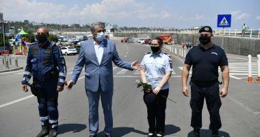 Eroi anonimi. Un polițist, un jandarm și un pompier din Constanța, modele de omenie!