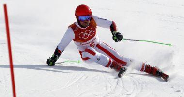 Austriacul Marcel Hirscher, campion olimpic la slalom uriaş