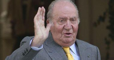 Fostul rege al Spaniei, suspect de fraudă fiscală