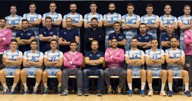 Jucătorii de la HC Dobrogea Sud, victorioşi în preliminariile Europenelor