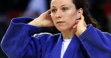 Foto : Judoca Andreea Chi�u a luat argintul,  la Grand Slam-ul  de la Paris