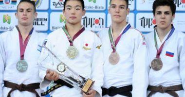 Sportivii români, parcurs excelent la Campionatul European de judo pentru cadeți de la Sarajevo