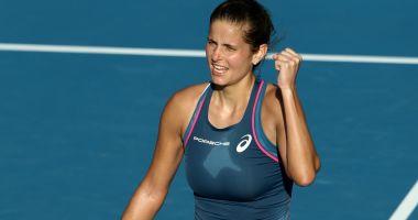 Julia Goerges, principala favorită, a abandonat în primul tur la Lausanne (WTA)