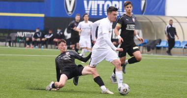 Fotbal / Victorii pentru juniorii U19 și U17 ai Viitorului în restanțele cu FC Voluntari