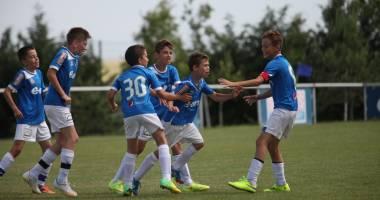 Fotbal/ Juniori E: FC Viitorul - ACU Arad, în finala Campionatului Naţional