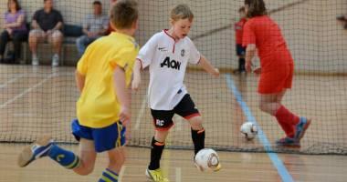 Juniorii constănțeni dispută titlul de campioni ai Constanței la minifotbal