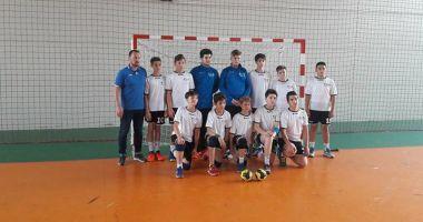 Juniorii de la  HC Dobrogea Sud, la turneul final  de la Baia Mare