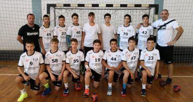 Juniorii Academiei HCDS,  victorii în serie