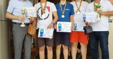 Juniorul Constanța, campioană națională la șah rapid