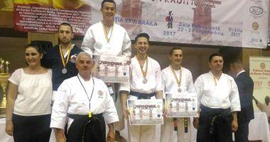 Un sportiv legitimat la Karate Tradițional Do Jo Jun Eforie, la Mondiale